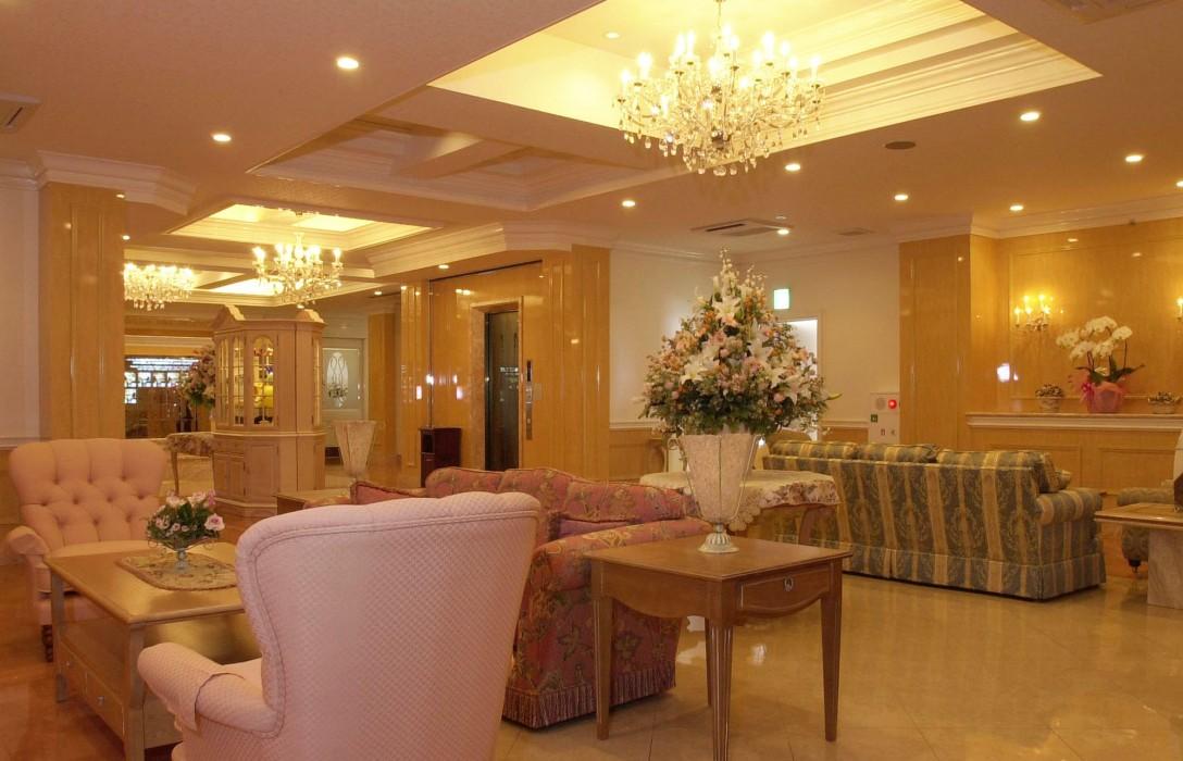lobby-hotel-fine-garden-matsuyama